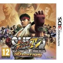 Super Street Fighter IV 3DS
