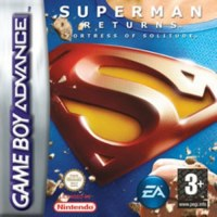 Superman Returns: Fortress of Solitude Gameboy Advance