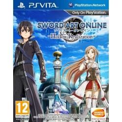 Sword Art Online: Hollow...