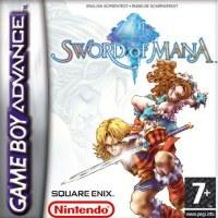 Sword of Mana Gameboy Advance