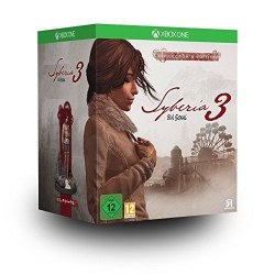 Syberia 3 Collectors Edition