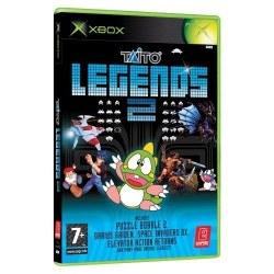 Taito Legends 2 Xbox Original