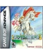 Tales of Phantasia Gameboy Advance