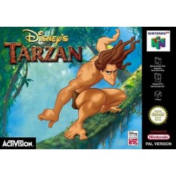 Tarzan N64