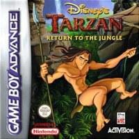 Tarzan: Return to the Jungle Gameboy Advance