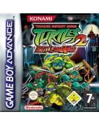 Teenage Mutant Ninja Turtles 2: BattleNexus Gameboy Advance