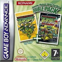 Teenage Mutant Ninja Turtles Double Pack Gameboy Advance
