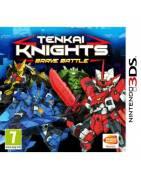 Tenkai Knights Brave Battle 3DS