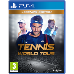 Tennis World Tour: Legends...