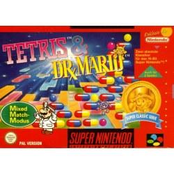 Tetris/Dr Mario