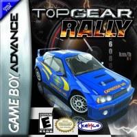 TG Rally Gameboy Advance