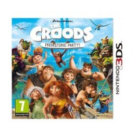 The Croods Prehistoric Party 3DS
