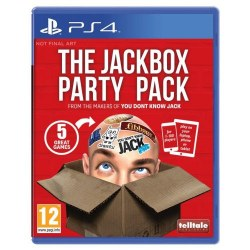 The Jackbox Games Party...