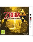 The Legend of Zelda A Link Between Worlds 3DS