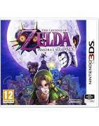The Legend of Zelda: Majoras Mask 3D 3DS