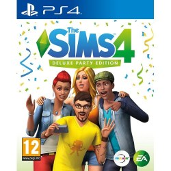 The Sims 4 Deluxe Party...