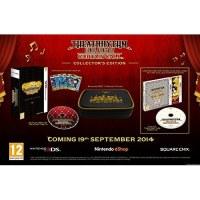 Theatrhythm Final Fantasy Curtain Call Collectors Edition 3DS