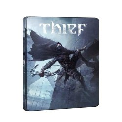 Thief Bank Heist Steel Book...