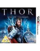 Thor God of Thunder 3DS