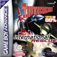Thunderbirds International Rescue Gameboy Advance