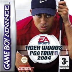 Tiger PGA Tour 2004 Gameboy Advance