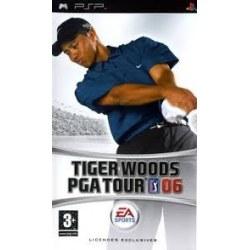 Tiger Woods PGA Tour 2006 PSP