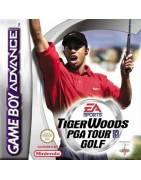 Tiger Woods PGA Tour Golf Gameboy Advance