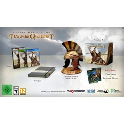 Titan Quest Collectors Edition