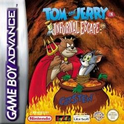 Tom & Jerry: Infurnal Escape Gameboy Advance