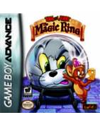 Tom & Jerry The Magic Ring Gameboy Advance