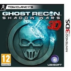 Tom Clancy's Ghost Recon: Shadow Wars 3DS