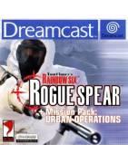 Tom Clancy's Rainbow Six Rogue Spear Dreamcast