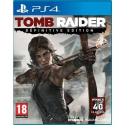 Tomb Raider: Definitive...
