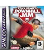 Tony Hawk Downhill Jam Gameboy Advance