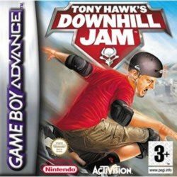 Tony Hawk Downhill Jam