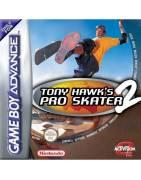 Tony Hawk's Pro Skater 2 Gameboy Advance