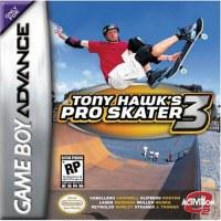 Tony Hawk's Pro Skater 3 Gameboy Advance