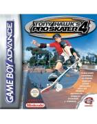 Tony Hawk's Pro Skater 4 Gameboy Advance