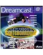 Tony Hawk's Skateboarding Dreamcast