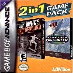 Tony Hawk's Underground 2 &...