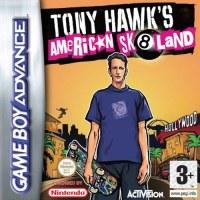 Tony Hawks American SK8Land Gameboy Advance