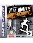 Tony Hawks Underground Gameboy Advance