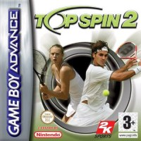 Top Spin Tennis 2 Gameboy Advance