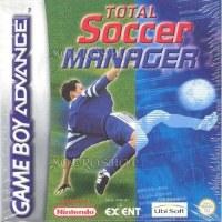 Total Soccer Manager Gameboy Advance