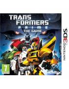 Transformers Prime The Game 3DS