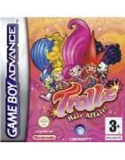 Trollz Hair Affair Gameboy Advance