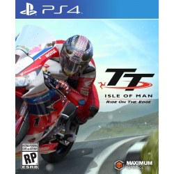 TT Isle of Man: Ride on the...