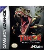 Turok Evolution Gameboy Advance