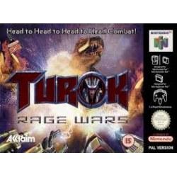Turok Rage Wars N64