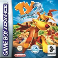 Ty the Tazmanian Tiger 2: Bush Rescue Gameboy Advance